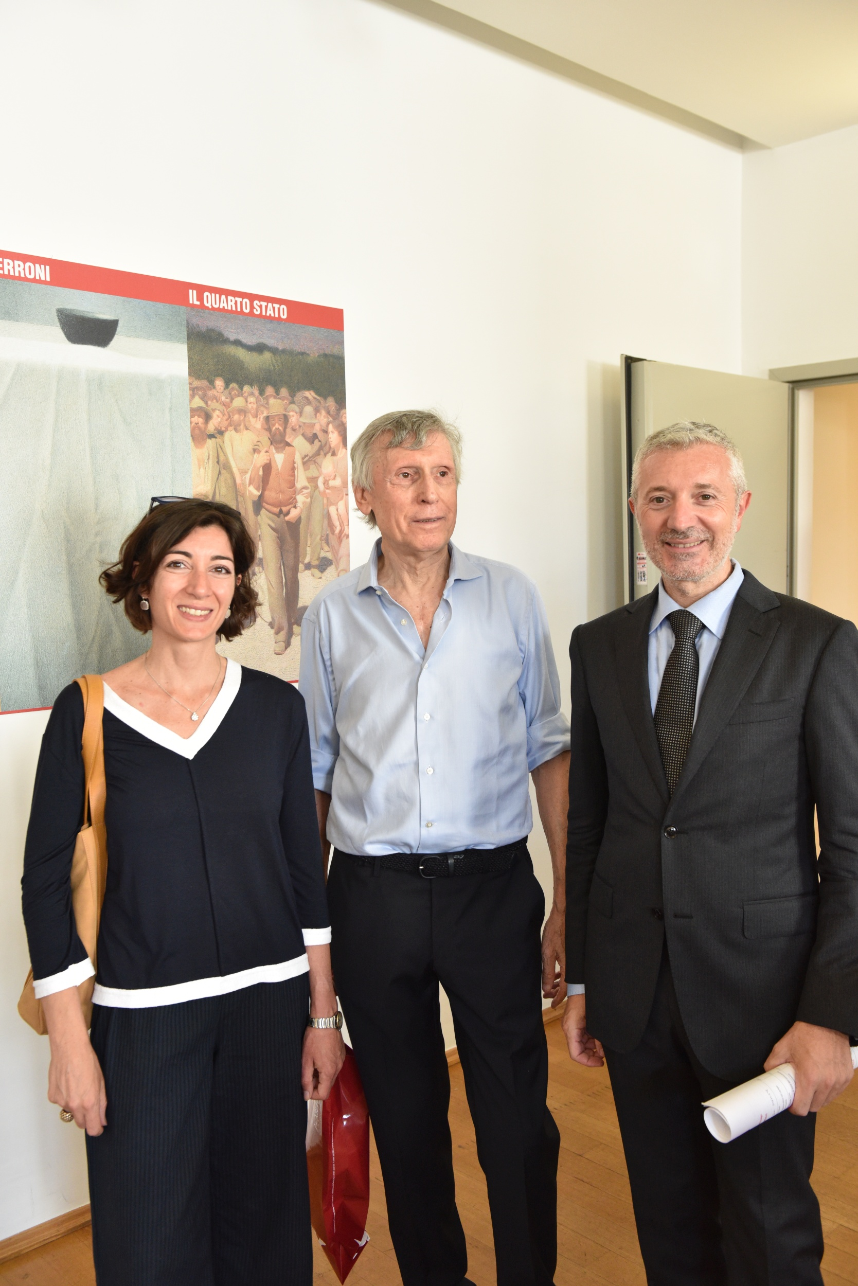 Incontro con l'Assessore Cristina Tajani.